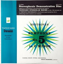 FELIX PROHASKA / Beethoven Symphony No.5 / Vanguard Stereolab SRV-106 SD ED1