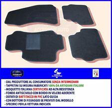 Tappetini Moquette Auto per Opel Astra G 1998>04 - Tappeti Grip aderenti NO LOGO