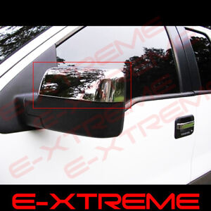 FOR FORD 2004 05 06 07 08 F150/Lincoln Mark LT 2006 07 2008 Chrome Mirror Covers