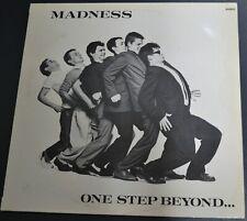 vinyle 33T  MADNESS - One step beyond -1979 - stiff records France - ska -