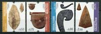 Portugal Artefacts Stamps 2020 MNH Prehistoric Route Part II Archaeology 4v Set