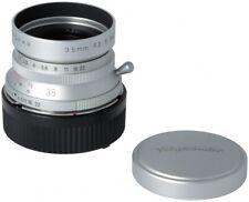 Voigtländer Color Skopar 35mm 2.5 M.C. silber M39 Leica M  Fachhändler *8762