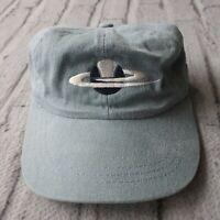 Vintage 90s Ellesse Logo Strapback Hat Cap