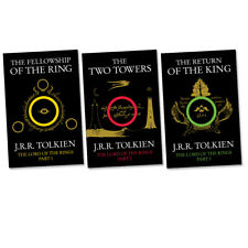 Lord of the Rings Trilogy (3 Books) RRP:£26.97