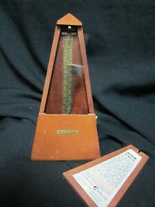 Seth Thomas Vintage Metronome #10