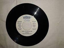 """Space / Santino Rocchetti –  Disco Vinile  45 giri 7"""" Edizione Promo Juke Box"""