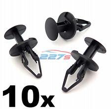 10 x 8mm remaches de plástico para OPEL & coches Paso Rueda Revestimiento,