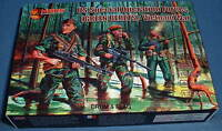 MARS 32008 GREEN BERETS. US SPECIAL OPERATION FORCES VIETNAM WAR - 1/32 SCALE