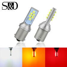 1156 BA15S 12 LED 3535 P21W R5W 1400Lm Car Tail Brake Reverse Turn Light Bulb