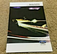 Ford Service Book New Genuine Covers All Models Galaxy/S-max/Fiesta/Mondeo