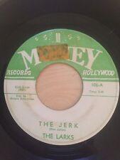 The Larks - The Jerk - Money Records 106