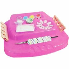 Grafix GL Style Glitter Glam 80 Piece Nail Salon Kit