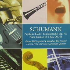 Schumann(CD Album)Piano Quintets-BBC-2004-