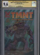 TMNT: Teenage Mutant Ninja Turtles #v4 #13 CGC 9.6 SS Eastman 2003 remarked