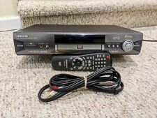 Samsung eXTIVA DVD-N2000 NUON DVD Player Game System w/Remote Control Tested