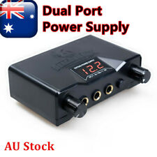 Complete Tattoo Power Supply Digital LCD Dual Output