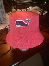 a49f1a9f New ListingVineyard Vines For Target Hat Adult Bucket Hat Pink Whale Navy  Blue IN HAND S/M