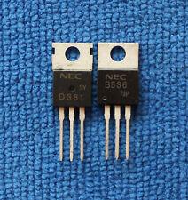 1pair 2SB536/2SD381 B536/D381 TO-220