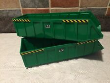 LEGO CITY TWO HEAVY HAULER TIPPER TRUCK BUCKETS  ONLY SPARES FOR LORRY