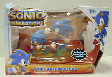 Sonic Generations Sonic The Hedgehog Commemorative Statue And Game Codes