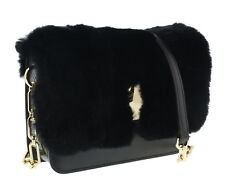 Roberto Cavalli HXLPG8 999 Black Shoulder Bag
