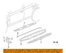 GM OEM Exterior-Running Board Step Bolt 15044603