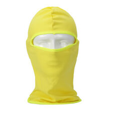 Outdoor Motorcycle Full Face Mask Lycra Balaclava Ski Neck Protection Hat New