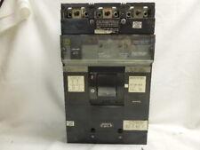 SQUARE D CIRCUIT BREAKER 600 AMP ME8600RP MELC836LI 800 AMP FRAME 3 POLE