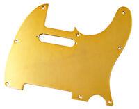 Genuine Fender American Standard Tele/Telecaster Pickguard - GOLD