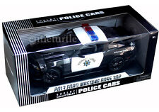 Shelby Collectibles 2013 Ford Mustang Boss 302 1:18 Police Highway Patrol SC460