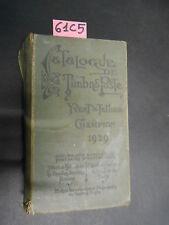 Yvert et Tellier Champion 1929 CATALOGUE DE TIMBRES POSTE (61 C 5)