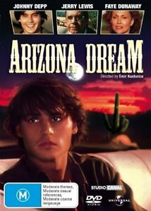 Arizona Dream DVD - Johnny Depp (PAL, 2006) Free Post