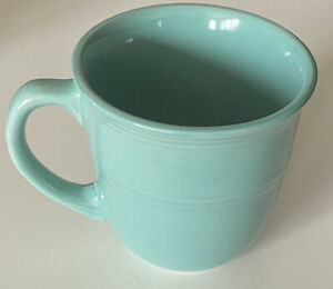 "Mainstays AQUA Mug 16 oz  Stoneware 4.25"" Excellent Used Condition"