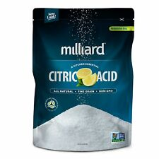 New Milliard Citric Acid - 10 Pound - 100% Pure Food Grade Non-Gmo (10 Pound)