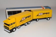 @. LION CAR DAF 2800 TRUCK WITH TRAILER TNT IPEC EXCELLENT BOXED.