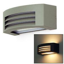 LED E27, IP54 Quality Wall Light Door fence Outdoor Garden Shed Lighting, IRA!