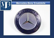 Original Mercedes-Benz W129 R129 Stern Emblem with 2 Bushings an Bonnet