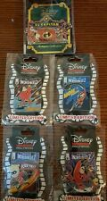 Disney Dssh Pixar Incredibles 2 Dsf 5 Pin Set Marquee Jack Jack New Le