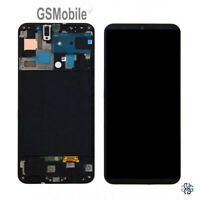 ORIGINAL Display Pantalla LCD Tactil Ecran Samsung Galaxy A50 2019 A505 Black