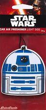 Star Wars 2D Coche Hogar ambientador de aire, Oficial Disney-R2D2