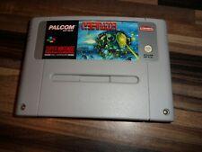 CYBERNATOR  SNES / Super Nintendo - UK  PAL cart VGC PALCOM