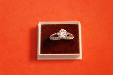 Diamond Solitaire White Gold Fine Rings