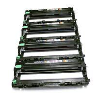 New 4 Genuine Brother DR-221CL Drum HL-3140CW HL-3170CDW MFC-9130CW Printer