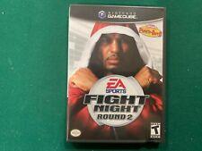 Fight Night: Round 2 (Nintendo GameCube, 2005) Brand New!