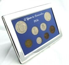 More details for 65th birthday, anniversary or retirement gift. 1956 coin year set; gift boxed