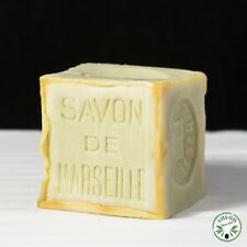 Savon de Marseille Cube 600g Pur Végétal Le Sérail