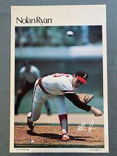 Nolan Ryan 1978 Sports Illustrated SI Poster - Rare