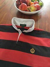 Ralph Lauren Rugby Shirt Xxl Xxxl 28 Inch Pit To Pit Vintage