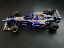 Paul's Model Art 1:18 1996 Williams Renault FW18 Damon Hill World Champion H10