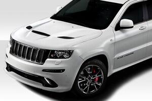 11-19 Jeep Grand Cherokee Hellcat Look Duraflex Body Kit- Hood!!! 115219